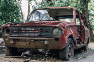 Junk Car Towing in Richmond | R&R Towing of Richmond